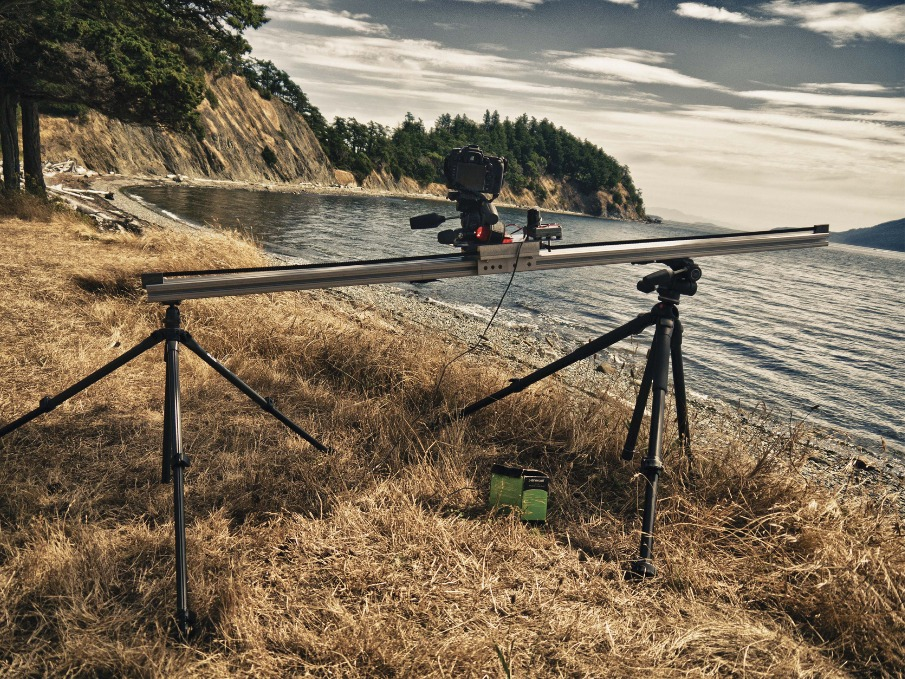 how to produce time lapse video with dslr