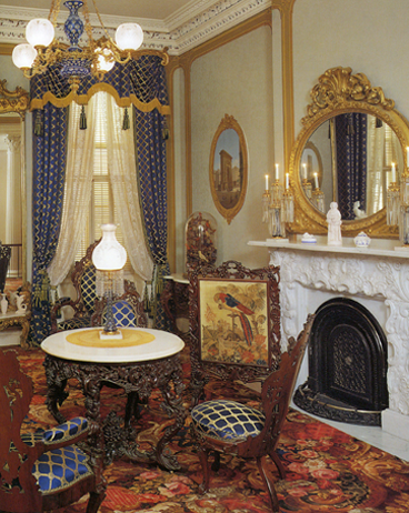 Rococo Revival Antique Room